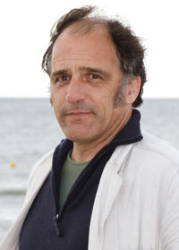 Frederic Pierrot at the 26th Cabourg Film Festival.