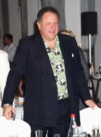Jean Pigozzi at the private dinner for the Gagosian Gallery Opening of