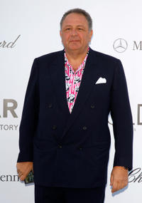 Jean Pigozzi at the 2012 amfAR's Cinema Against AIDS during the 65th Annual Cannes Film Festival.