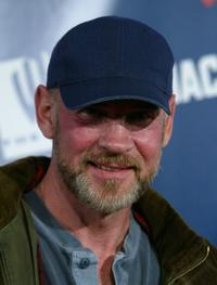 Mitch Pileggi at the Rock The Vote event.