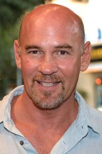 Mitch Pileggi at the premiere of