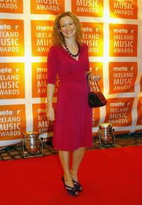 Lorraine Pilkington at the Meteor Ireland Music Awards 2007.