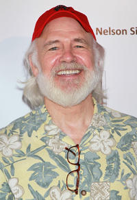 Robert Pine at the AFTRA's Inaugural Frank Nelson Fund Celebrity Golf Classic in California.