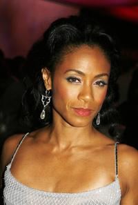 Jada Pinkett Smith at the afterparty for the premiere of