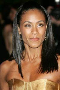 Jada Pinkett Smith at the 2007 Vanity Fair Oscar Party.