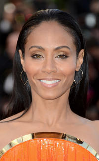 Jada Pinkett Smith at the France premiere of