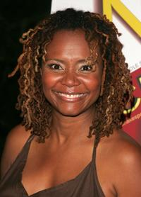 Tonya Pinkins at the after party of the premiere of