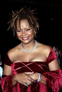 Tonya Pinkins at the 49th annual Drama Desk Awards.