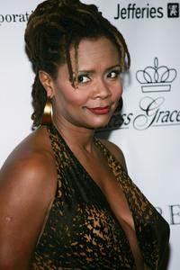 Tonya Pinkins at the 2004 Princess Grace Awards.