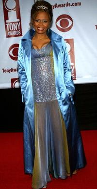 Tonya Pinkins at the 58th Annual Tony Awards.