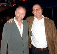 Xander Berkeley and Charles Weinstock at the LA premiere of