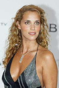Elizabeth Berkley at the 59th Venice Film Festival for