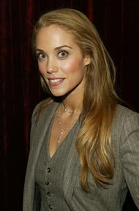 Elizabeth Berkley at the 19th Annual Lucille Lortel Awards.