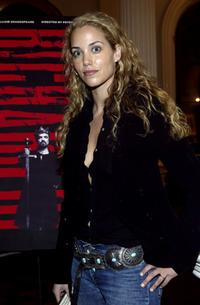 Elizabeth Berkley at the New York for the special performance of