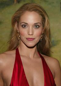 Elizabeth Berkley at the New York for the opening night of