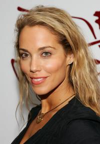 Elizabeth Berkley at the after party for
