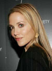 Elizabeth Berkley at the special screening of