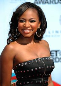Naturi Naughton at the 2009 BET Awards.