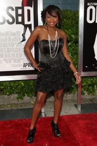 Naturi Naughton at the screening of