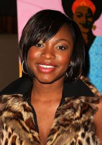Naturi Naughton at the special screening of