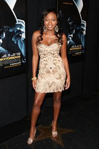 Naturi Naughton at the premiere of