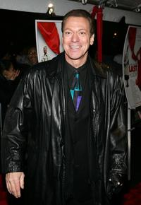 Joe Piscopo at the premiere of