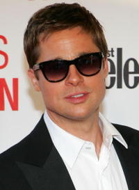 Brad Pitt at the CineVegas opening night screening of