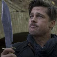 Brad Pitt as Lt. Aldo Raine in