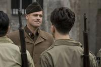 Brad Pitt as Aldo Raine in