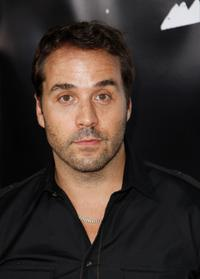 Jeremy Piven at the industry screening of