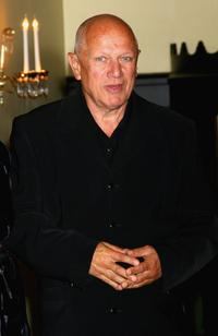 Steven Berkoff at The Childrens Fairytale Ball.