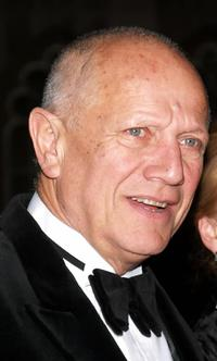 Steven Berkoff at the Great Britons awards.
