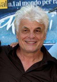 Michele Placido at the Giffoni Film Festival.