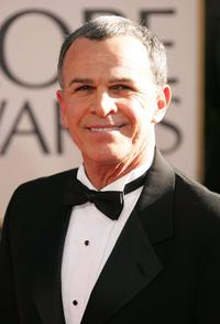 Tony Plana at the 64th Annual Golden Globe Awards.