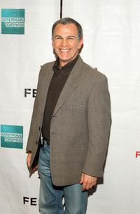 Tony Plana at the press conference of