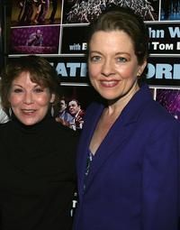 Alice Playten and Isabel Keating at the 60th Annual Theater World Awards.