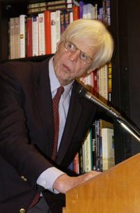 George Plimpton at the 50th anniversary