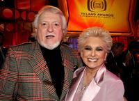Suzanne Pleshette and Marty Ingels at the 2005 TV Land Awards.