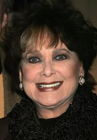 Suzanne Pleshette at the premiere of