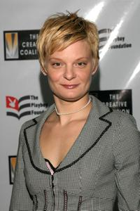 Martha Plimpton at the 2004 Hugh M. Hefner First Ammendment Awards.