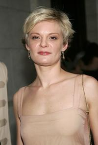 Martha Plimpton at the 2005 CFDA Awards.