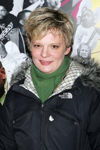Martha Plimpton at the premiere of