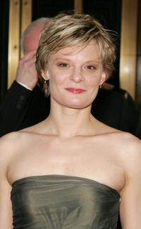 Martha Plimpton at the 60th Annual Tony Awards.