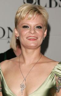 Martha Plimpton at the 61st Annual Tony Awards.