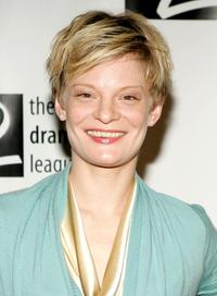Martha Plimpton at the Drama League Awards Luncheon.