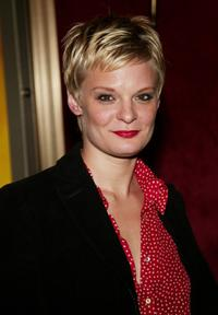 Martha Plimpton at the NY premiere of
