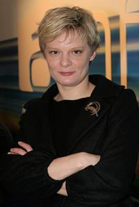 Martha Plimpton at the Olympus Fashion Week Fall 2006.