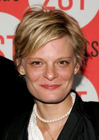 Martha Plimpton at the opening night of