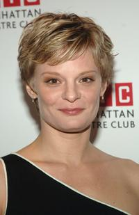 Martha Plimpton at the Manhattan Theatre Club Spring Gala.