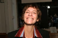 Amanda Plummer at the opening of